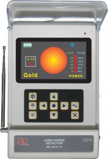 جهاز كشف الذهب والكنوز والدفائن  BR 800 _P