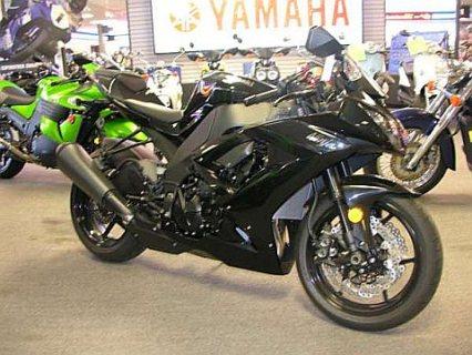2010 Kawasaki Ninja ZX-10R