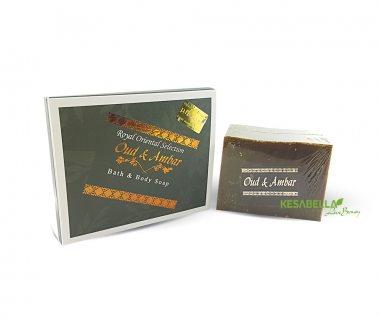 Oud & Amber Soap