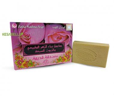صابون بماء الزهر الطبيعي