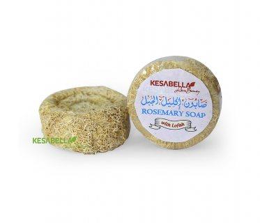 Rosemary Soap with Lofah