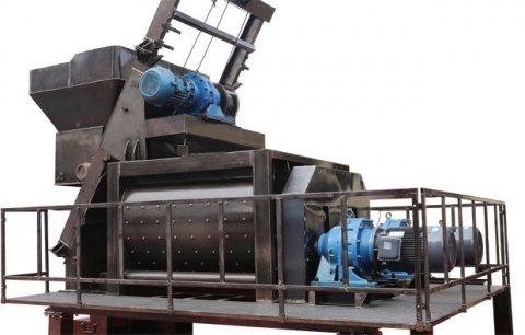 خلاط الخرسانة 90 م³ / سا