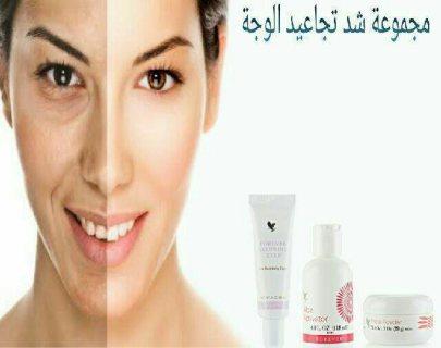 منتجات امريكية لازالة تجاعيد الوجه