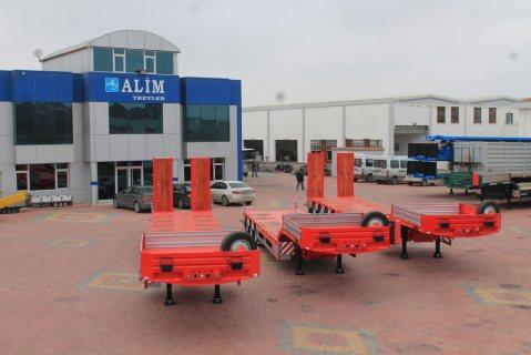 شركة AL?M DORSE TREYLERالتركية تقوم الشركة بتصنيع وانتاج المقطورات