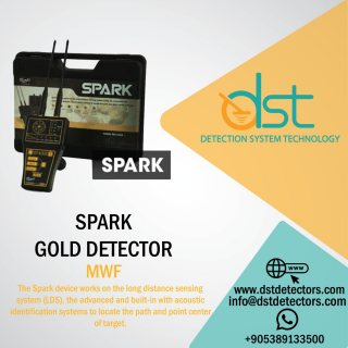 Long Rnage Gold Detector Spark