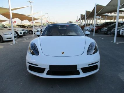 2017 Porsche Boxster for sale in good and perfect working