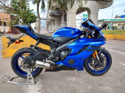 Yamaha R6 whatsaspp