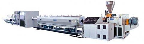 PVC معدات إنتاج الانابيب لتصريف الماء