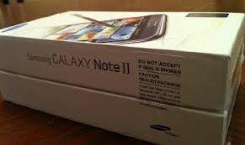 سامسونج غالاكسي ملاحظة N7100 II مفتوح الروبوت الهاتف ( SIM الحرة