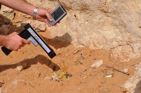 -اجهزة كشف الذهب الحديثة2014 تقدمها لكم شركة FTGالتجربة خير بره
