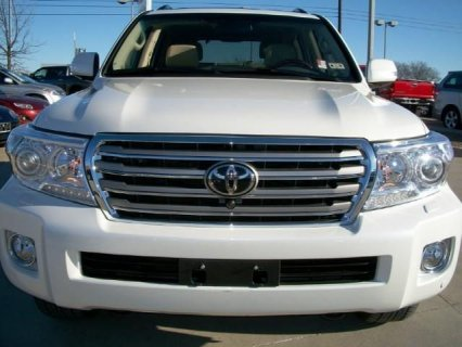 TOYOTA LAND CRUISER 2013 V8, FOR SALE