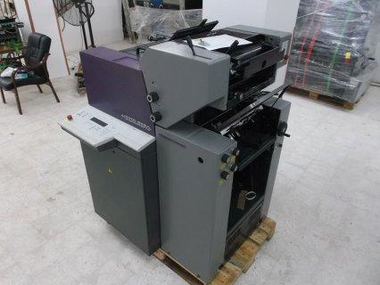 للبيع ماكينة طباعة كويك ماستر هايدلبرج 2 لون2