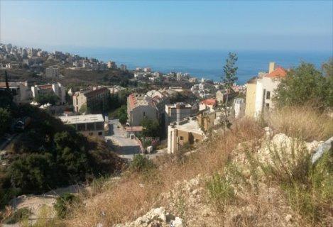 أرض للبيع في بلاط جبيل قرب الجامعة اللبنانية الأميركية ( LAU )