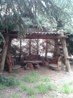 بيت حجر قديم في بعبدات