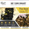 MF 1500 Smart | ذو 4 أنظمة للكشف و التنقيب
