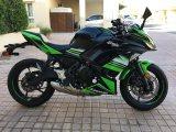 2017 Kawasaki Ninja 650 ABS KRT Edition for sale