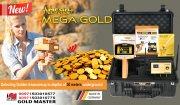 جهاز كشف الذهب 2020 جهاز ميجا جولد