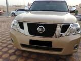 2012  Nissan Patrol  LE400