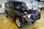 2013 Mercedes Benz G 550 wagon